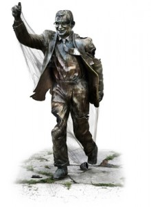Penn State Joe Paterno Statue