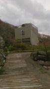 九重観光ホテル地熱発電施設 冷却塔
