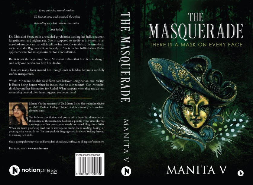 The Masquerade Full Cover