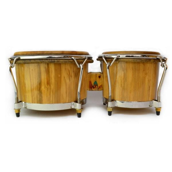 Magnolia wood bongos