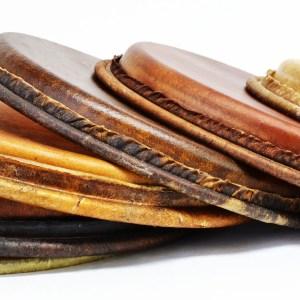Premounted steer skins bongo