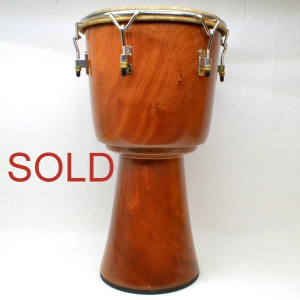 Djalla Wood Djembe Sold