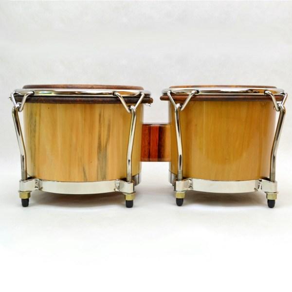 spalted poplar bongos