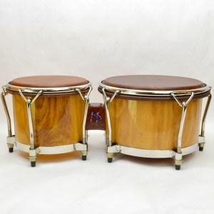Osage Persimmon 5 lug bongos