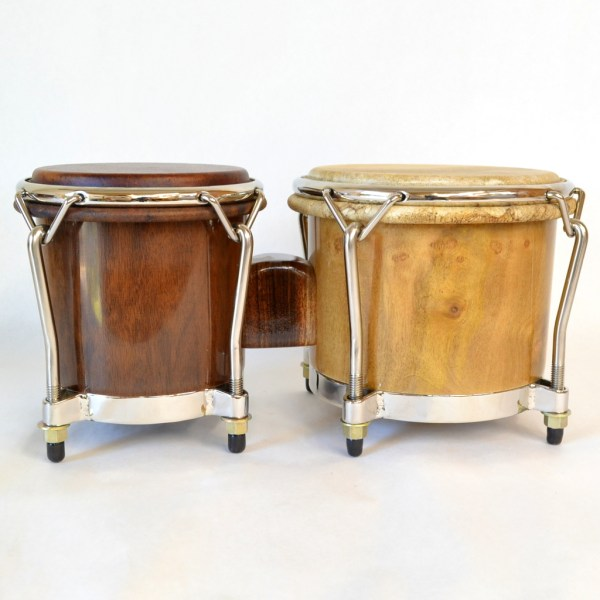 maple walnut mini bongos