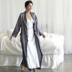 Women S Silk Bathrobes Robes Chinese Silk Kimonos Manito Silk