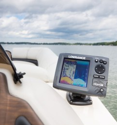 optional fishfinder lowrance hook 5 [ 1200 x 800 Pixel ]