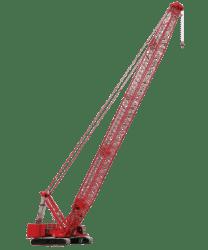 Lattice boom Crawlers cranes MANITOWOC