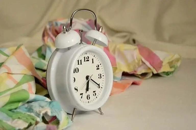 alarm bangun pagi