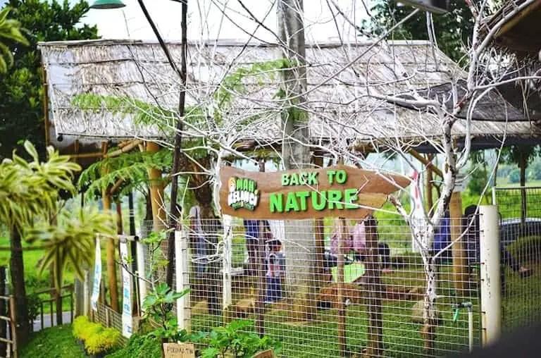 Omah Kelinci Resto and Farm