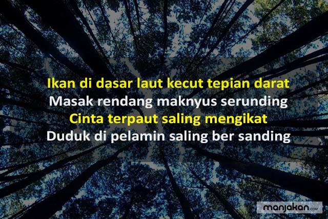 Pantun Melayu Pernikahan