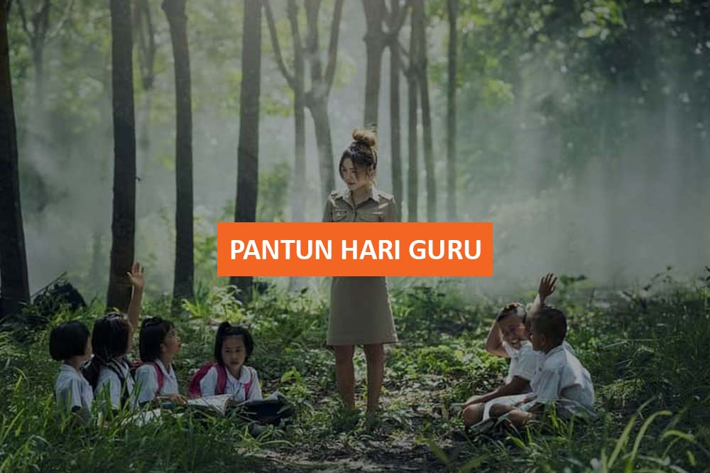 PANTUN HARI GURU