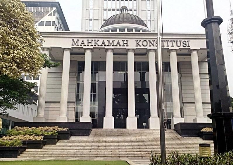 Pengertian Mahkamah Konstitusi Atau MK