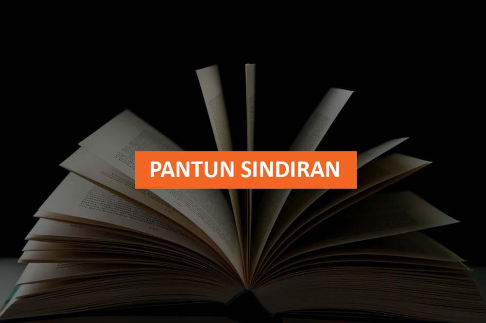 PANTUN SINDIRAN