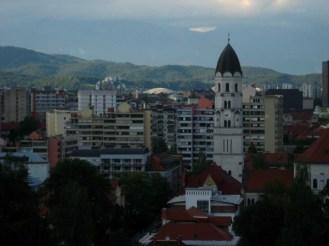 Strange, it looks like Sarajevo to me here.