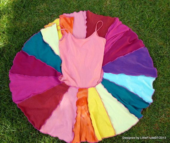 Katwise-inspired skirt by Littlefruits
