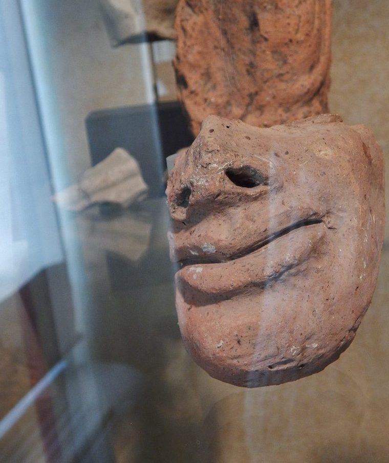 Etruscan mysteries