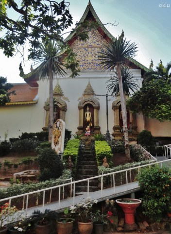 Wat Phra That Doi Suthep, Chiang Mai.