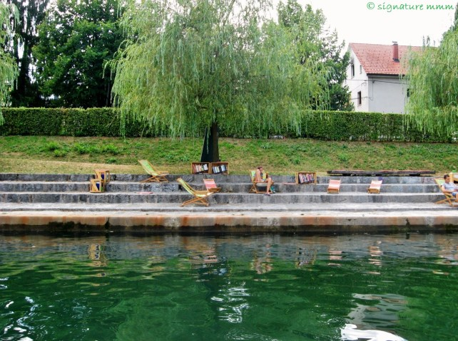 "The river is called Ljubljanica, ""little Ljubljana""."