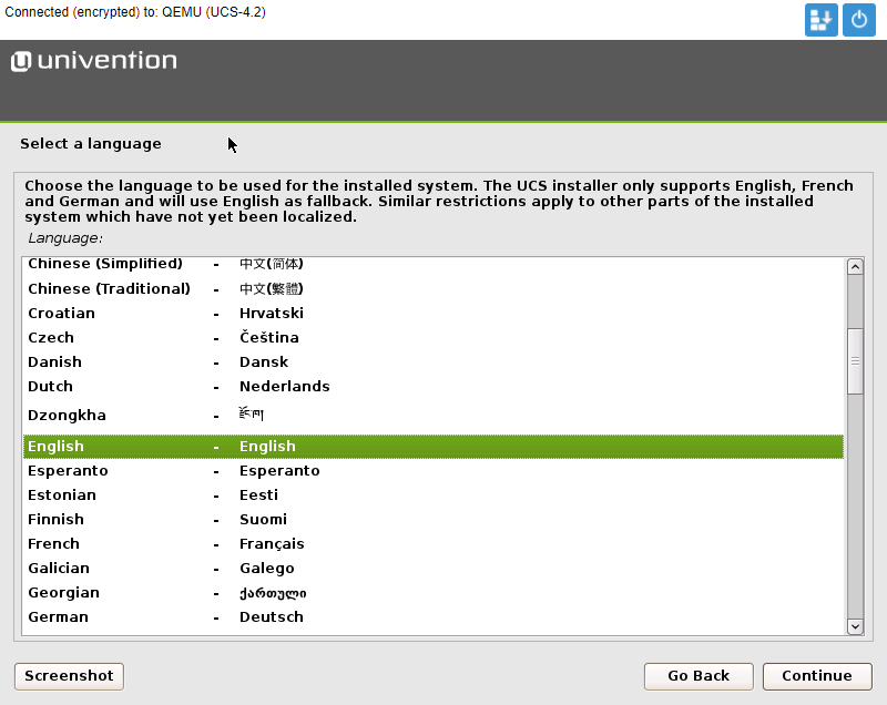 ucs-4.2 installation 1
