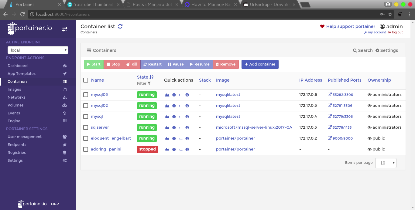 portainer web console.png
