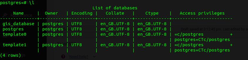 install PostgreSQL on Raspberry Pi