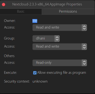 Install Nextcloud Client on Ubuntu 18 04 and Ubuntu 18 10 | Manjaro