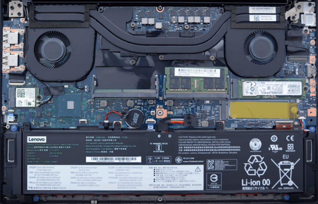 thinkpad p1 uncover
