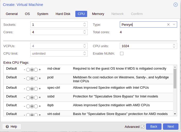 Install macOS Big Sur 11 on Proxmox 6.3