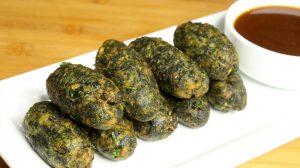 Hara Bhara Kabab (Vegetable Cutlet) Recipe by Manjula