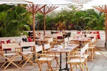Outdoor Hotel Restaurants