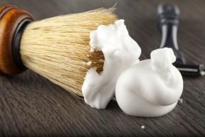 Foam And Boar Bristle Shaving Brush