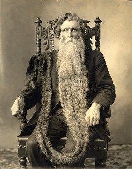 Bearded Gentleman Vintage