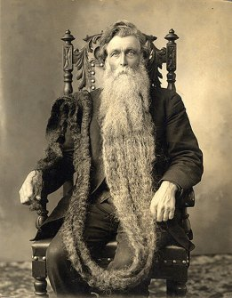 Bearded Gentleman Vintage