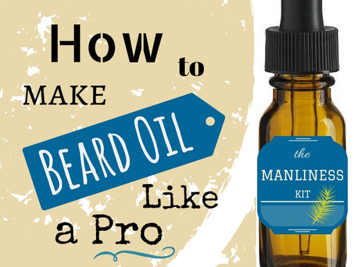 DIY: How to Make Beard Oil  Quick & Easy Recipes
