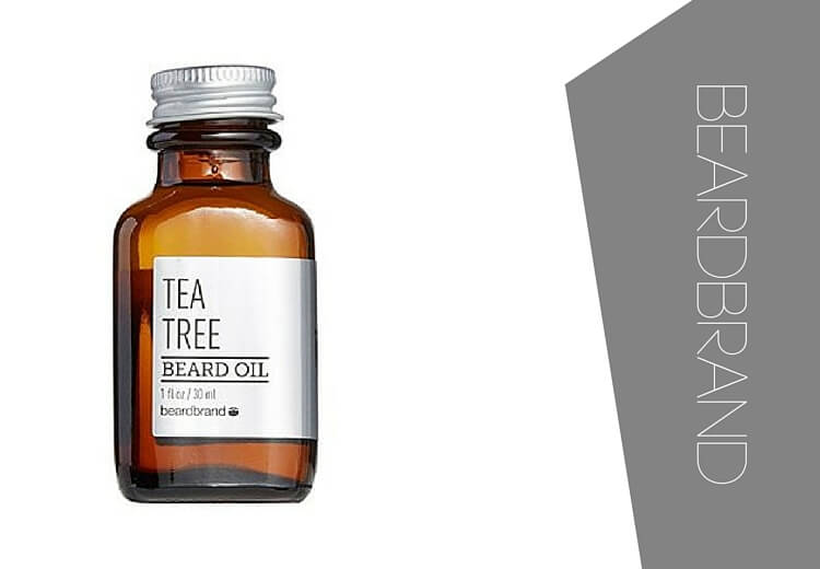 Beardbrand tea tree oil