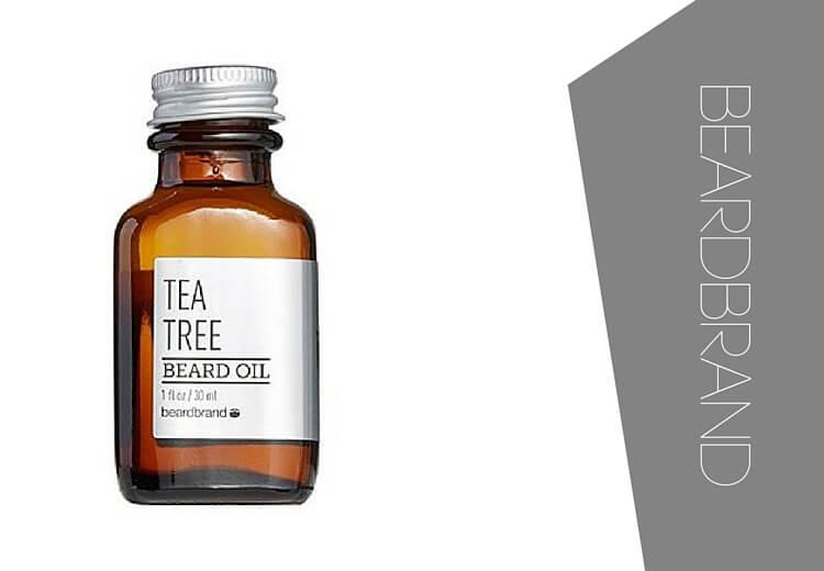 Beardbrand tea tree oil