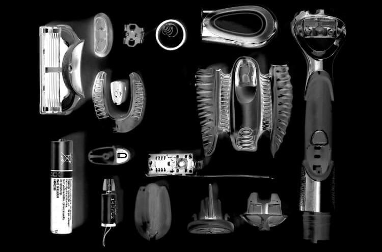Gillette Razor Parts