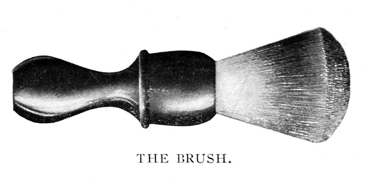 How to use a shaving brush properly. Synthetic or natural hair shaving brush