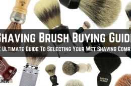 Best Shaving Brush. The Ultimate Guide to Selecting Your Wet Shaving Comrade