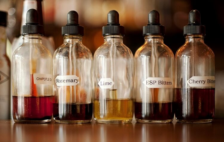 Essentials oils for nicely scented beard balms