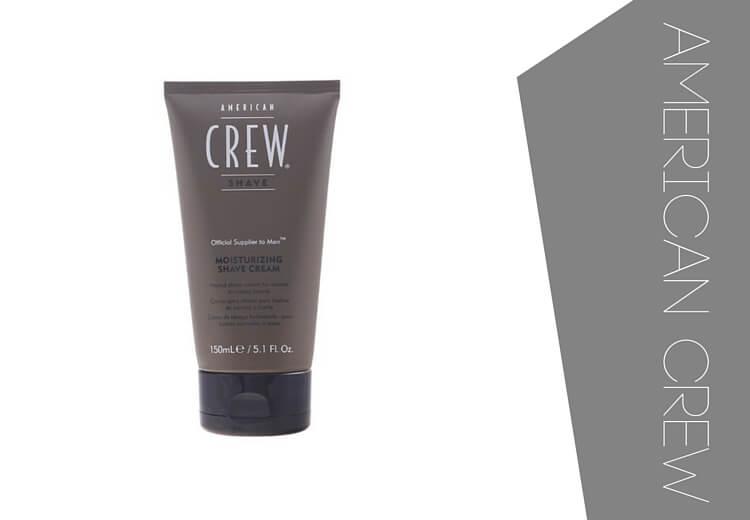 American Crew shaving cream