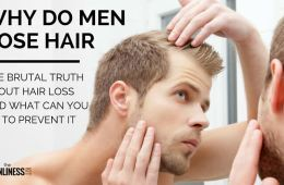 Why Men Lose Hair And What Can You Do To Prevent It