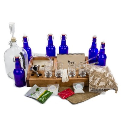 GALLON BREW KIT + 6 BOTTLES