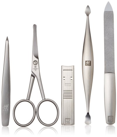 Zwilling J.A. Henckels 5-Piece Grooming Set