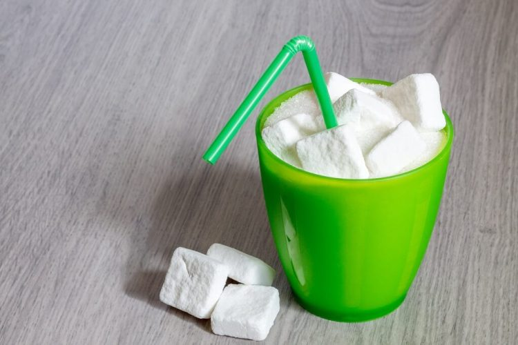 Ditch snacking habits and avoid eating sugar for good oral health