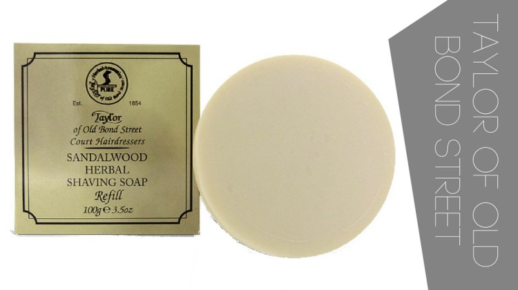 Best shaving soaps. For Sensitive skin and for experienced wet shavers - Taylor of Old Bond Street shaving soap