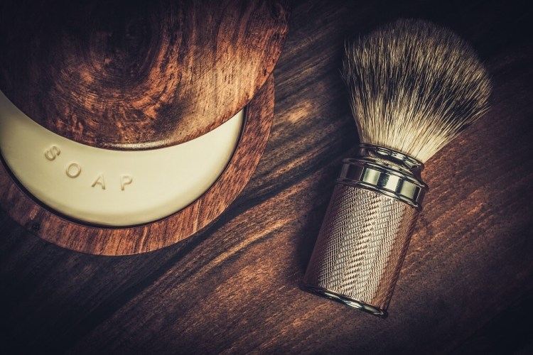 Top shaving soaps need to be easy to use. Lathering is number one