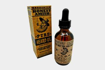Honest Amish Beard Oil Review