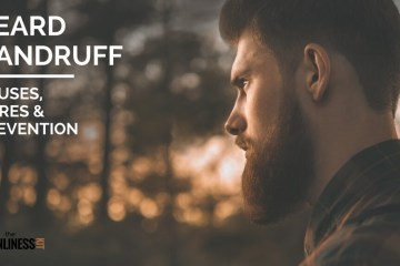 How to get rid of beard dandruff. How to cure and prevent it from happening again